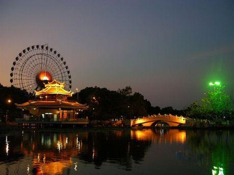 Top cac dia diem vui choi Halloween tai TP Ho Chi Minh - Anh 3