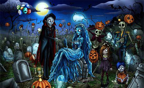 Top cac dia diem vui choi Halloween tai TP Ho Chi Minh - Anh 7