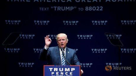 Dang Cong hoa mong ba Clinton thang cu hon ong Trump - Anh 1