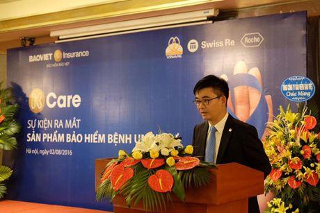 'Bao Viet K-care' - Giai phap huu hieu va nhan van cho benh ung thu - Anh 1