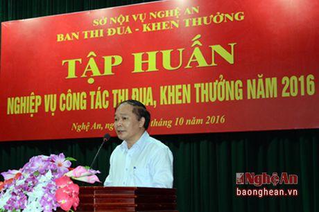 Tap huan nghiep vu cong tac thi dua khen thuong - Anh 2