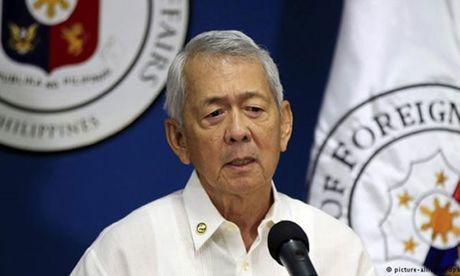 Ngoai truong Philippines: Khong co ly do huy thoa thuan voi My - Anh 1