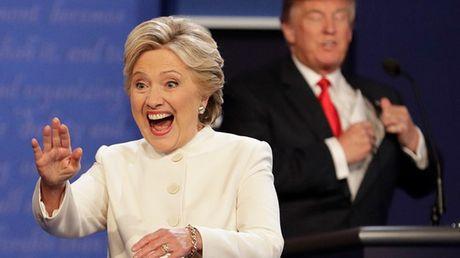 Dang vien Cong hoa mong ba Clinton dac cu hon ong Trump - Anh 1