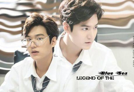 Legend of the Blue Sea: Chi hai teaser cung du chung minh suc hut cua 'bom tan truyen hinh' - Anh 3