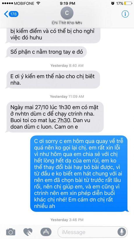 Trang Phap tung tin nhan chung minh MTV dua ra thong tin sai su that! - Anh 3