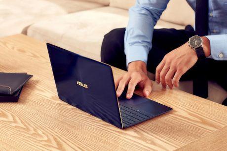 ZenBook 3 bat ngo xuat hien tai Viet Nam - Anh 3