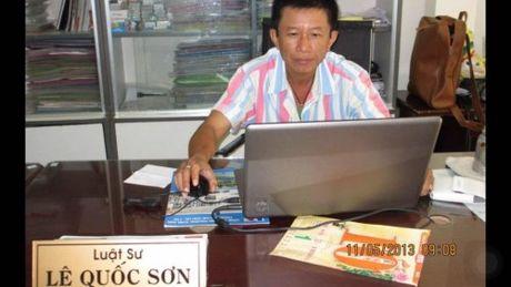 Giay Vinh Tien bi xam hai so huu: Hanh vi xem thuong phap luat - Anh 2