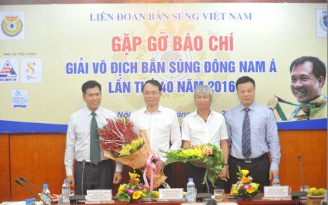 Nha vo dich Olympic Hoang Xuan Vinh khong tham du Giai ban sung vo dich Dong Nam A - Anh 1
