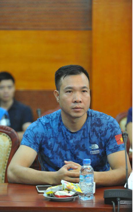 Nha vo dich Olympic Hoang Xuan Vinh khong tham du Giai ban sung vo dich Dong Nam A - Anh 2