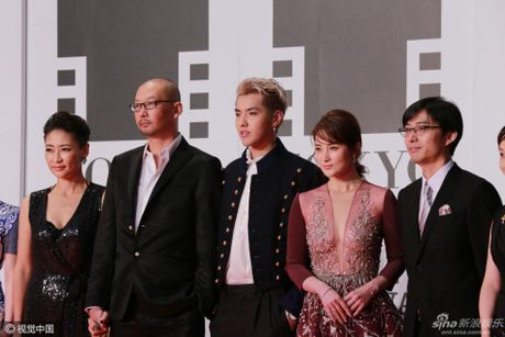 Thu tuong Nhat Ban bat ngo xuat hien tren tham do Lien hoan phim Tokyo - Anh 5