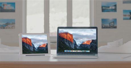 Duet Display Pro giup bien iPad Pro thanh bang ve Wacom - Anh 1