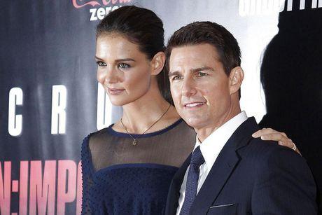 Tom Cruise co ban gai moi? - Anh 1