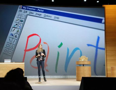 Microsoft Paint 3D: Buoc nhay vot cua ung dung Paint co dien - Anh 2