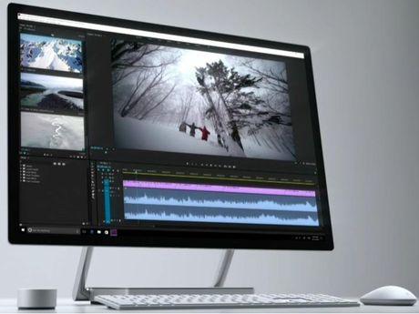 Dep ngo ngang chiec desktop PC 'noi bong benh' cua Microsoft - Anh 1