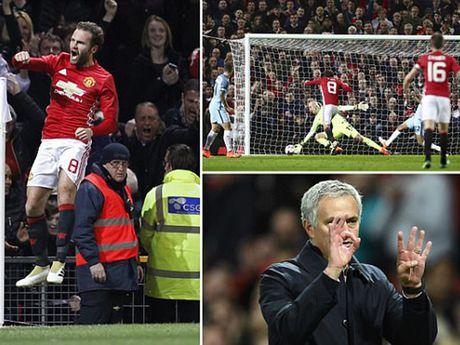Man United 1-0 Man City: Tam thoat khung hoang - Anh 1