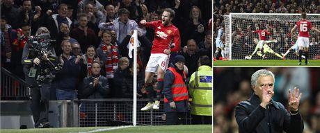 Man United 1-0 Man City: Tam thoat khung hoang - Anh 2