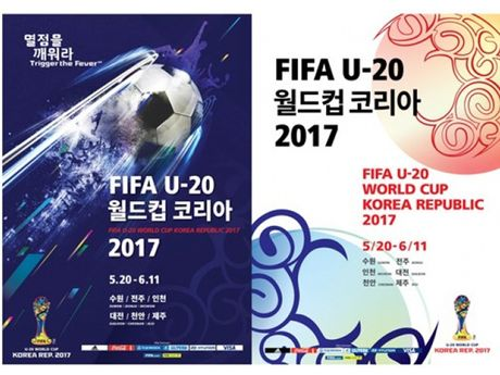 Han Quoc chinh thuc cong bo poster World Cup U-20 - Anh 1