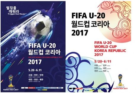 Han Quoc chinh thuc cong bo poster World Cup U-20 - Anh 2