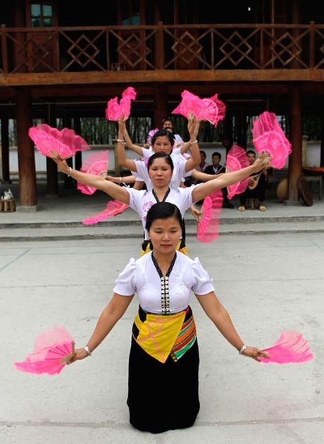 Xay dung Ho so trinh UNESCO cong nhan xoe Thai la di san the gioi - Anh 1