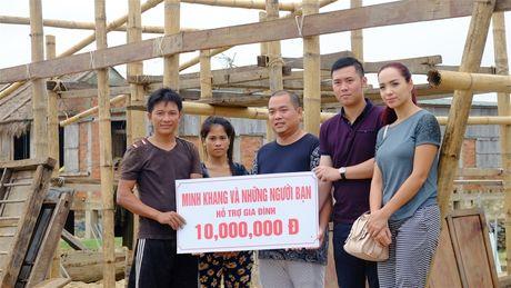 Nhac sy Minh Khang va nhung nguoi ban lam tu thien tai Quang Binh - Anh 6