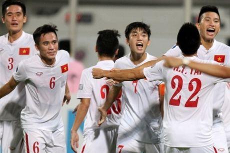 U19 Viet Nam truoc tran ban ket gap U19 Nhat Ban: Nang duoc thi cu nang - Anh 1