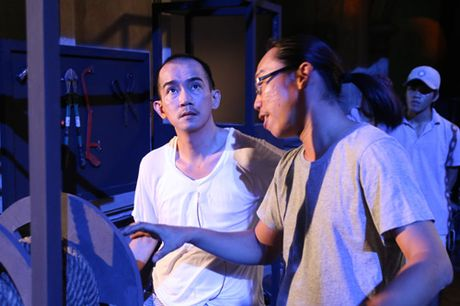 Minh Thuan thay Chi Bao 'phut 89' trong vai dien cuoi cung - Anh 1