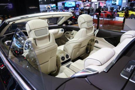 Mercedes S500 mui tran gia gan 11 ty vua ra mat tai VN - Anh 4