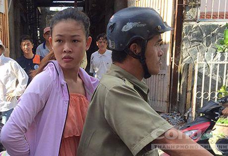 Ca si Hoang Ai My bat trom - Anh 1