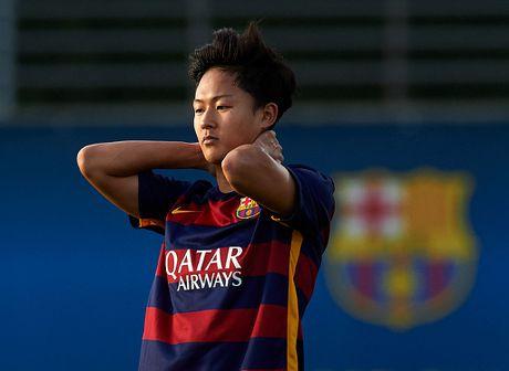 Ritsu Doan: Ha U19 Viet Nam roi phuc thu 'Messi Han Quoc' - Anh 3