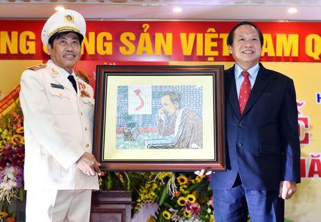 Bo truong To Lam, Truong Minh Tuan du le khai giang - Anh 10