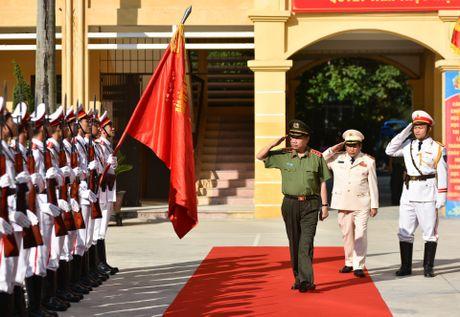 Bo truong To Lam, Truong Minh Tuan du le khai giang - Anh 1