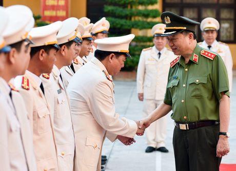 Bo truong To Lam, Truong Minh Tuan du le khai giang - Anh 2