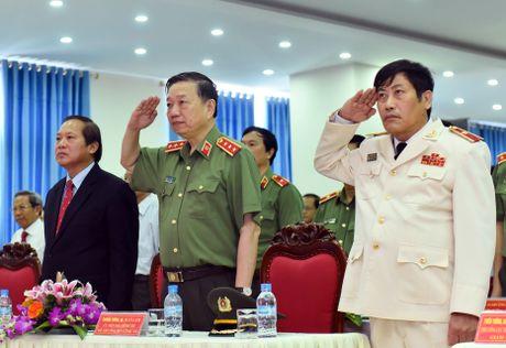 Bo truong To Lam, Truong Minh Tuan du le khai giang - Anh 3