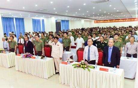 Bo truong To Lam, Truong Minh Tuan du le khai giang - Anh 4