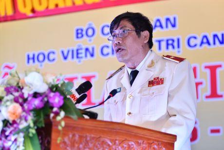 Bo truong To Lam, Truong Minh Tuan du le khai giang - Anh 6