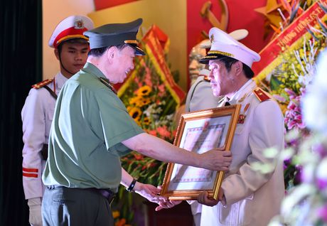 Bo truong To Lam, Truong Minh Tuan du le khai giang - Anh 8