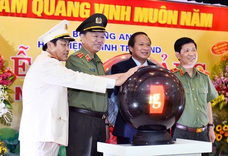 Bo truong To Lam, Truong Minh Tuan du le khai giang - Anh 9