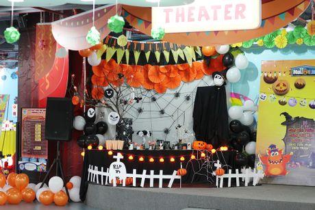 Le hoi Halloween tai khu vui choi tre em tiNiWorld - Anh 2