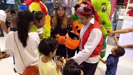 Le hoi Halloween tai khu vui choi tre em tiNiWorld - Anh 5