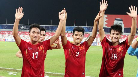 Video truc tiep bong da U19 Viet Nam vs U19 Nhat Ban - Anh 1