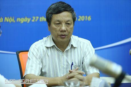GS.TS Nguyen Gia Binh: 'Mung nhat la cuu song duoc hang ngan benh nhan' - Anh 1