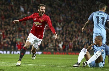 Mata toa sang, Mourinho doi no Pep Guardiola - Anh 1