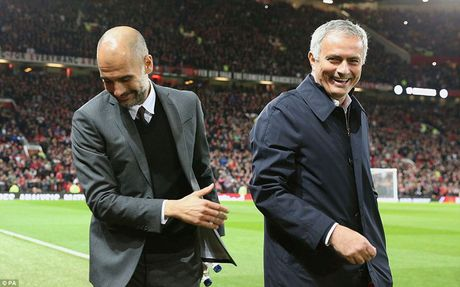 Mata toa sang, Mourinho doi no Pep Guardiola - Anh 3