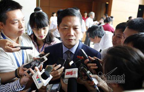 Bo truong Cong thuong: Vu ong Vu Huy Hoang 'sai dau sua do' - Anh 1