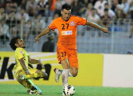 SHB.Da Nang muon go the dien cho V-League - Anh 1