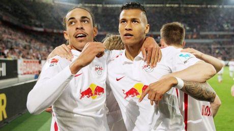 Leipzig va su lang man o Bundesliga - Anh 1