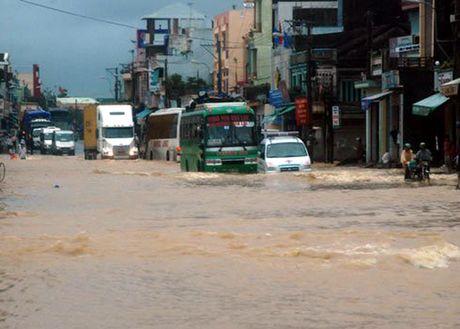 Quang Ngai: Bat dau thi cong nang cap, mo rong QL1A doan tu Km 1027-Km1045+780 - Anh 2