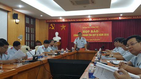 Chuyen dau hieu hinh su tai Tap doan Than va Khoang san sang Bo Cong an dieu tra, lam ro - Anh 1