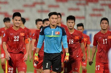 U19 Viet Nam - U19 Nhat Ban: Thach thuc cuc dai voi cac chan sut U19 Viet Nam - Anh 3