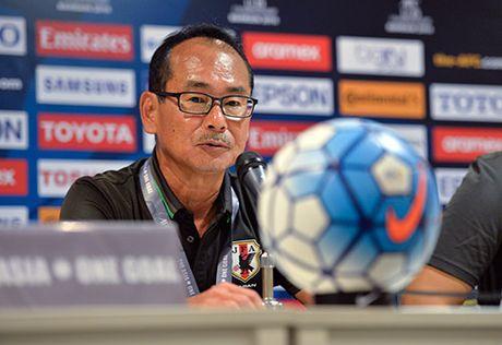 HLV U19 Nhat Ban: 'Chu quan truoc U19 Viet Nam se tra gia dat' - Anh 1